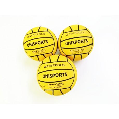 Ballon de Water Polo Competition taille 5 Senior - Lot de 30 ballons