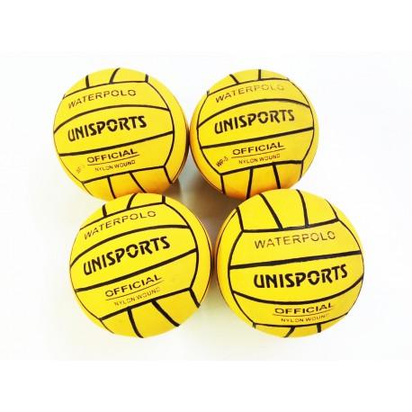 Ballon de Water Polo Competition taille 5 Senior - Lot de 50 ballons