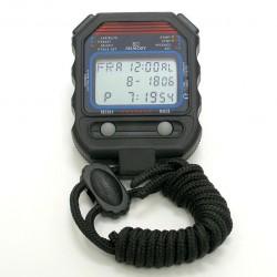 Chronomètre 2 x 60 mémoires