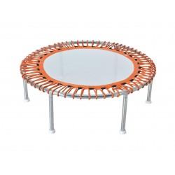 Trampoline aquatique hexagonal