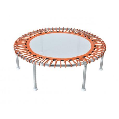 Trampoline aquatique forme ronde