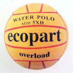 Ballon de water polo lesté 1kg