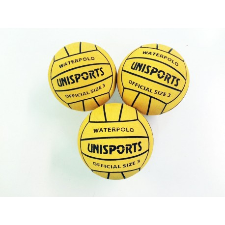 Lot de 20 ballons de water polo Taille 3