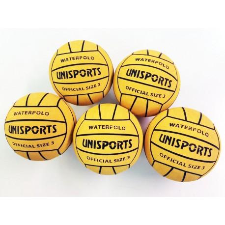 ballons de water polo : taille 3, Lot de 50 ballons