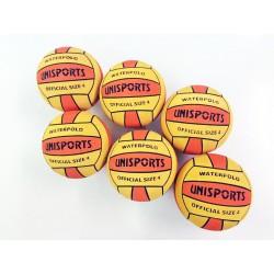 Lot de 50 ballons bicolore compétition taille 4