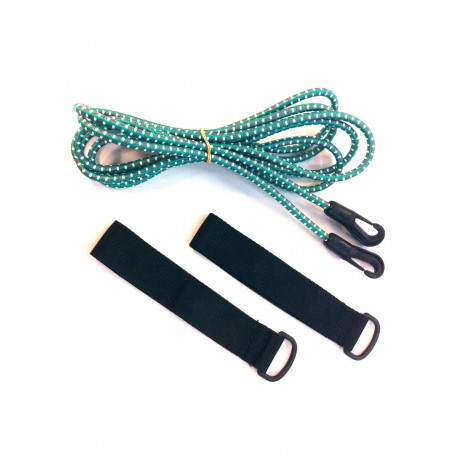 Corde élastique Senior avec deux poignées