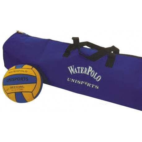 Sac water polo cylindrique 5 ballons
