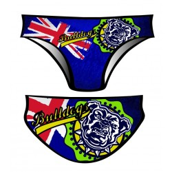Maillot homme bulldog