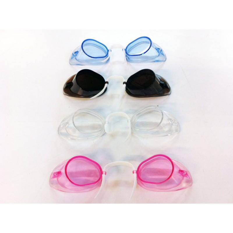 lunettes de natation anti bu e tanche lunette piscine adulte 100 uv protection noir www. Black Bedroom Furniture Sets. Home Design Ideas