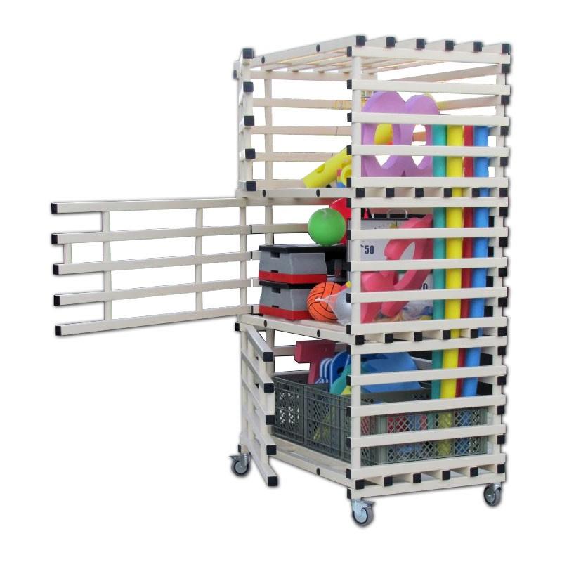armoire de rangement rangement mat riel unisports france. Black Bedroom Furniture Sets. Home Design Ideas