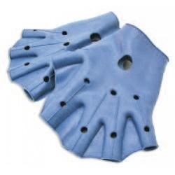 Paire de gants palmés thermoformés