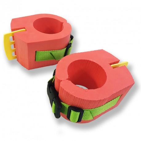 Paire de bracelets poignets (et chevilles) pour Aquagym