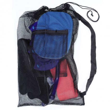 Lot de 100 GRANDS MESH BAG UNISPORTS