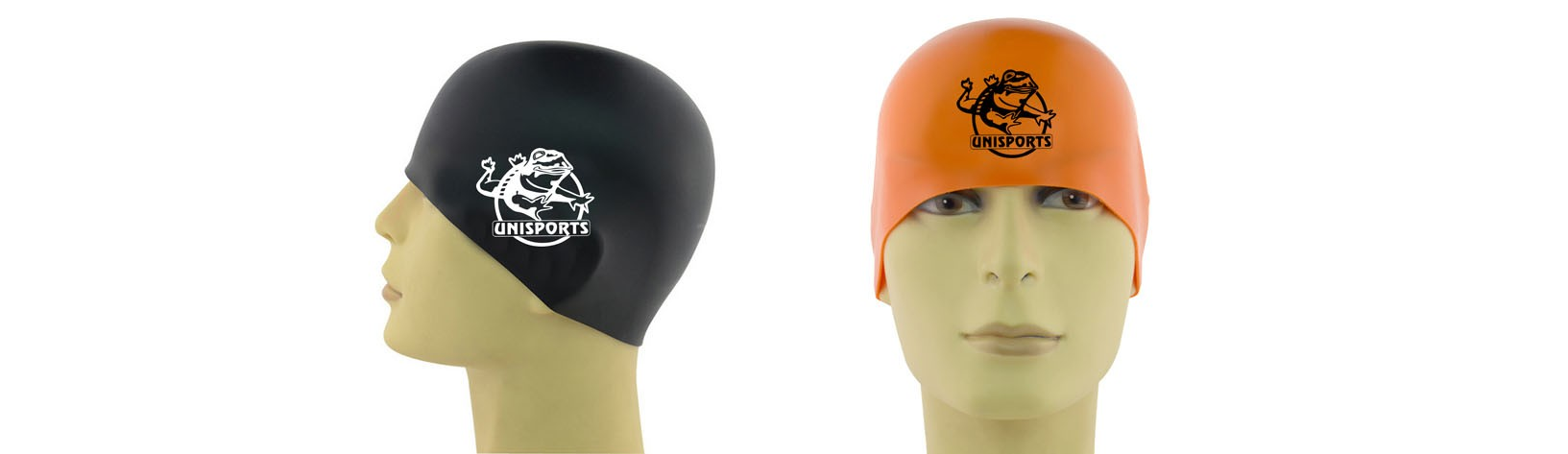 BONNET DE NATATION SILICONE 3D COMPETITION